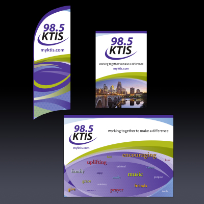 KTIS marketing pieces