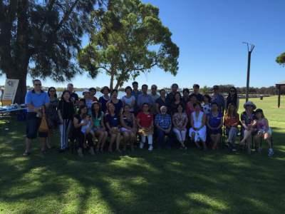 2015 social gathering