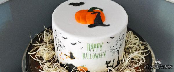 halloween cake, halloween dessert