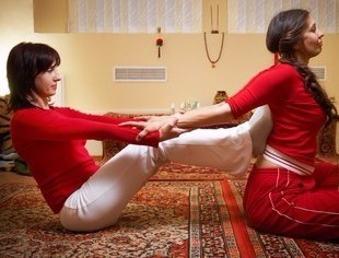 Shiatsu and Thai Massage