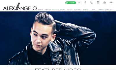 WELCOME TO THE NEW ALEXANGELO.COM