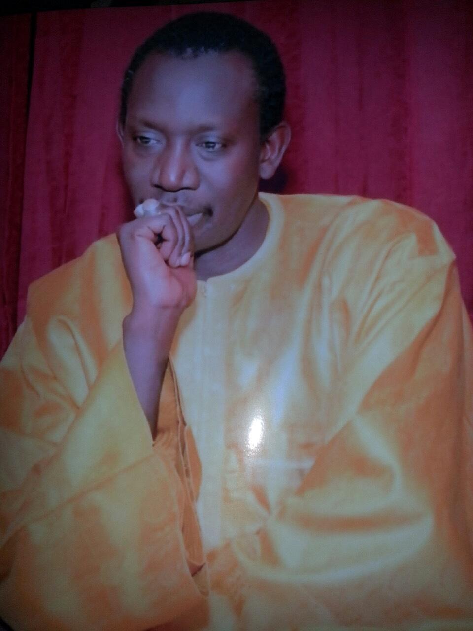 S. CHEIKH MBACKE