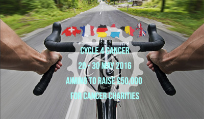 The Cycle 4 Cancer - 4 Chapel Challenge