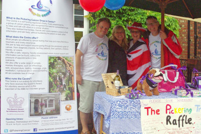 Queen's Birthday Party Raises £483.54