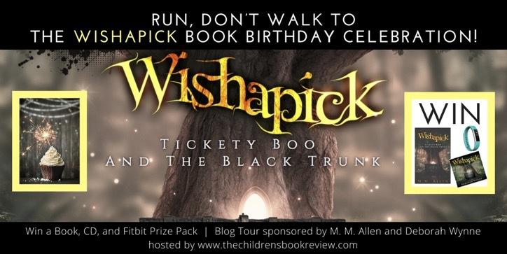 Book Giveaway for Wishapick