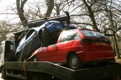 Top prices paid for scrap cars and vans at Ben Whitcombes LTD... Read more