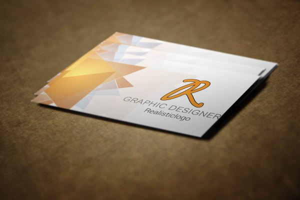 3D logo, business card, visiting card, realisticlogo, Top seller, fiverr