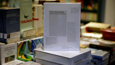 Mein Kampf: New edition of Hitler's book sells out in Germany despite €59 price tag