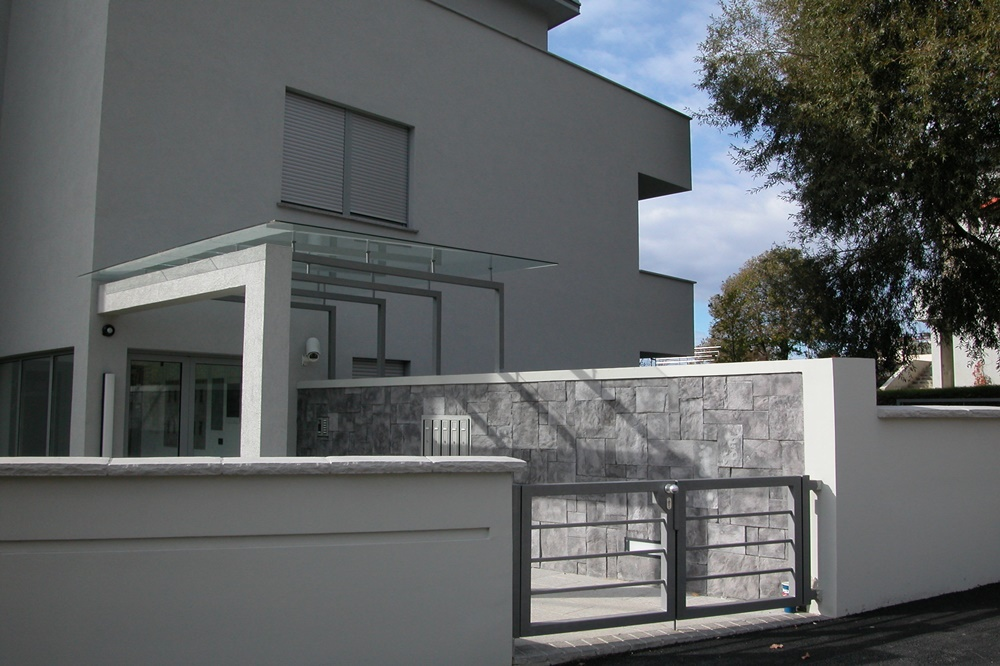 residential building Perjavica