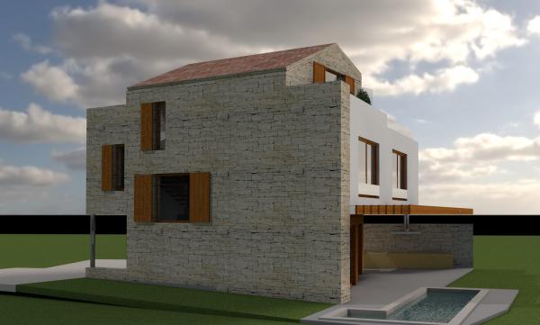 villa in Zaton