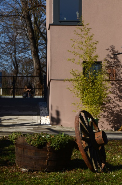 renovation and addition, Zagreb