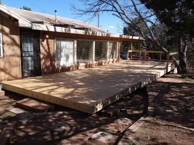 Outdoor Projects and New Construction