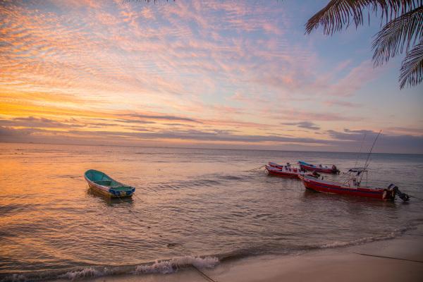 Sunrise in Playa