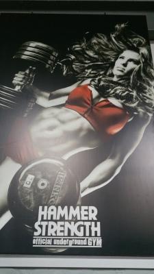 Unisex gym