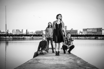 Q&A Alcuna Wilds band profile new music