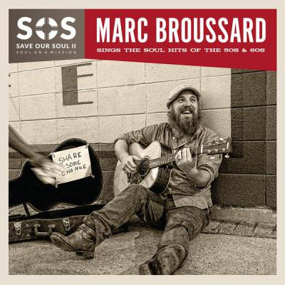 marc broussard s.o.s. soul cover album