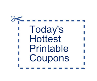 Newest Printable coupons for Aug 28