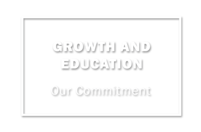 Growth & Education