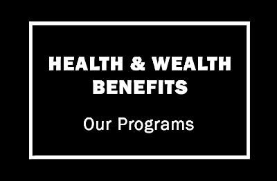 Health & Wealth Benefits