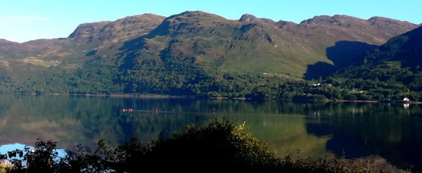 The area - Loch Duich