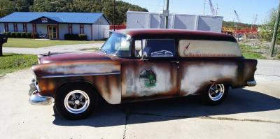 1955 Sedan Delivery