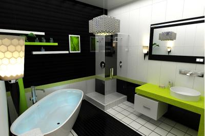 Kitchen & Bathroom