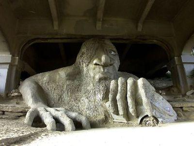 The Troll under the Bridge