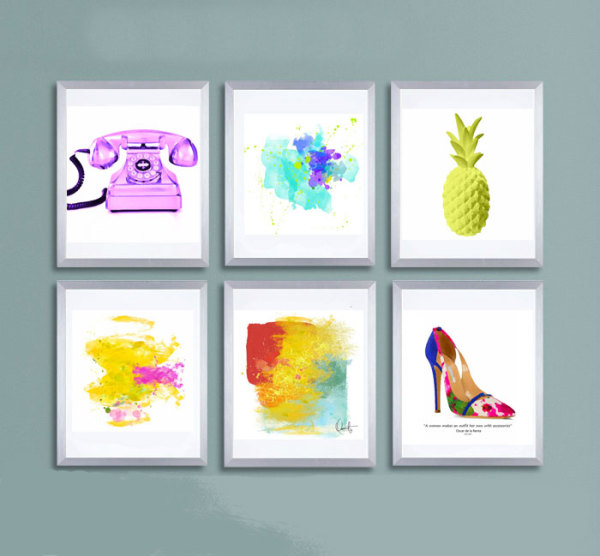 START YOUR OWN WALL GALLERY
