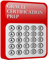 Oracle Certification Prep Practice Tests