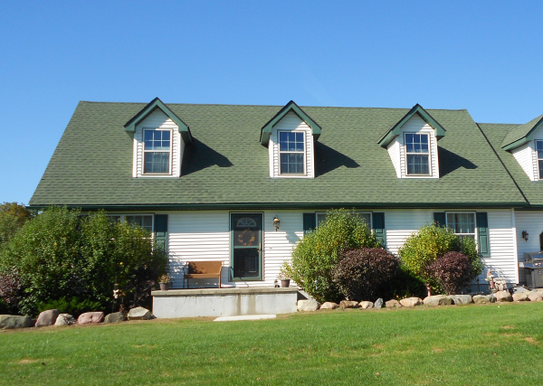 One of our home inspections in Yale, MI.