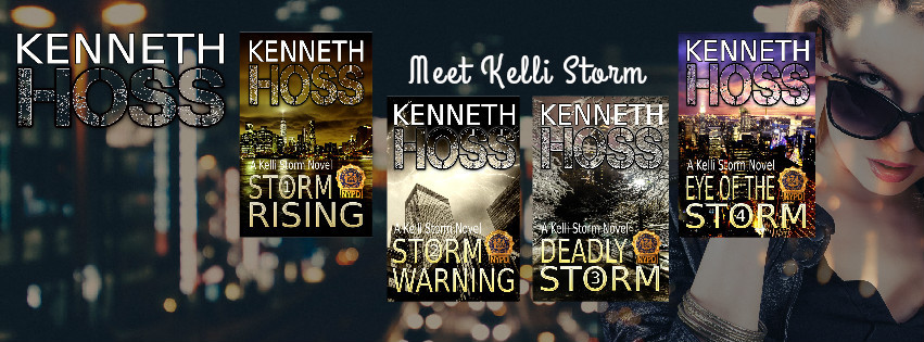 The Kelli Storm Series (Crime Fiction/Police Procedural)