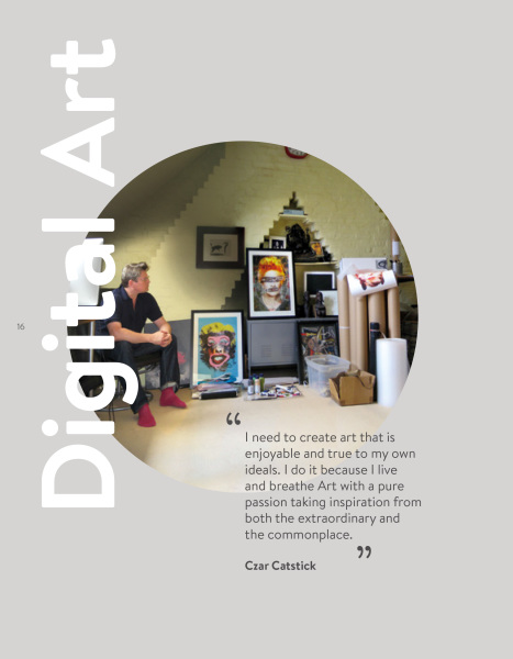 Artfinder Winter Catalogue