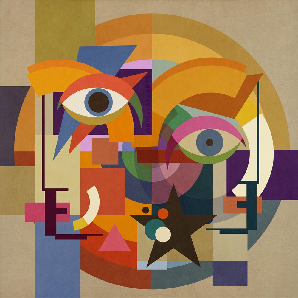 Czar Catstick, Big Fat Arts Gallery, Pop Art, Surreal London, Paintings, Prints, Artwork, Online Art Gallery