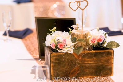 Wedding - Navy and Rose Pink