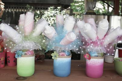 Luau Baby Shower Items
