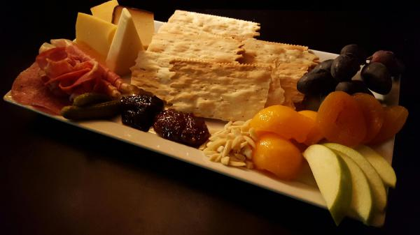Cheese & Charcut-erie