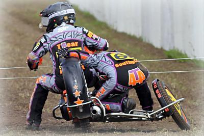 Stadskanaal ONK Sidecar round 2