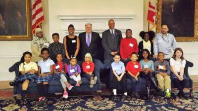 Governor Hogan's Young Readers program a success in Baltimore