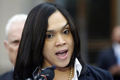 State's Attorney Marilyn Mosby