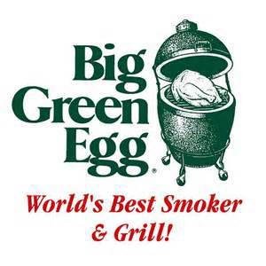 THE FAMOUS BIG GREEN EGG