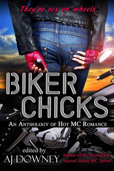 Biker Chicks Anthology Vol 1