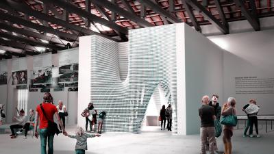 Iranian Pavilion in Venice Biennale