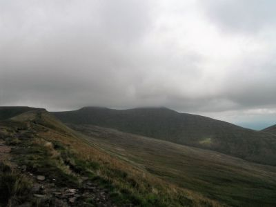An Autumn Day in the Beacons
