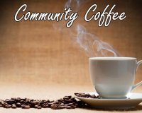 February Community Coffee