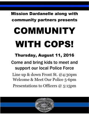 Community Cop Day