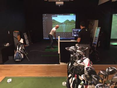 Prøv Danmarks bedste golftræning
