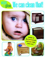Green Cleaning Cloths   Anti-Bacterial   Chemical Free