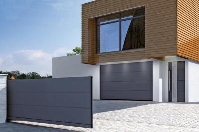 Portails et portes de garages