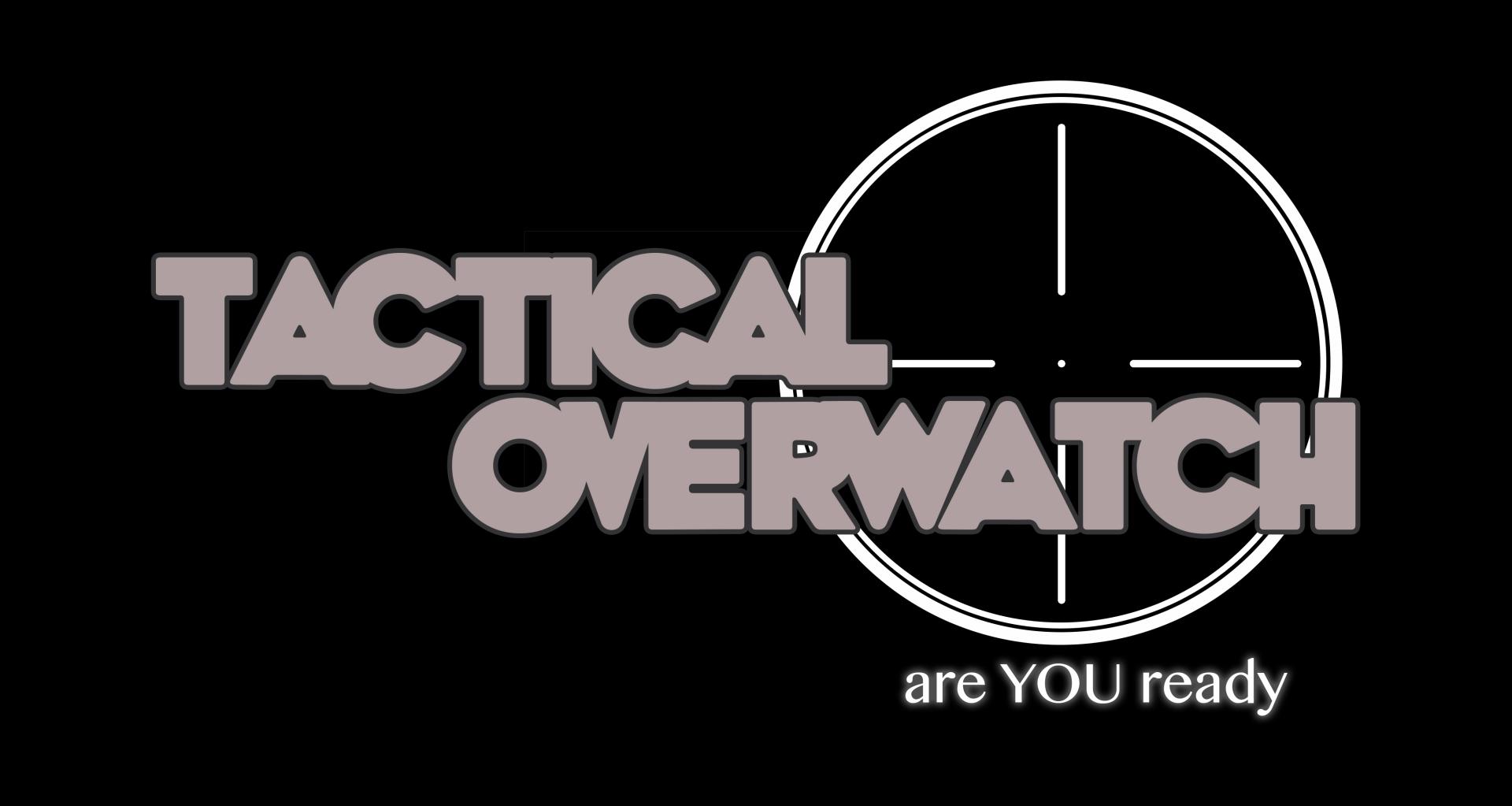 Tactical Overwatch logo