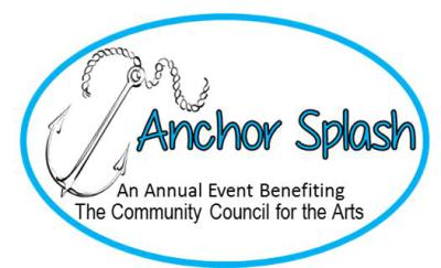August 6, 6:00 p.m. to 9:00 p.m. -- Anchor Splash